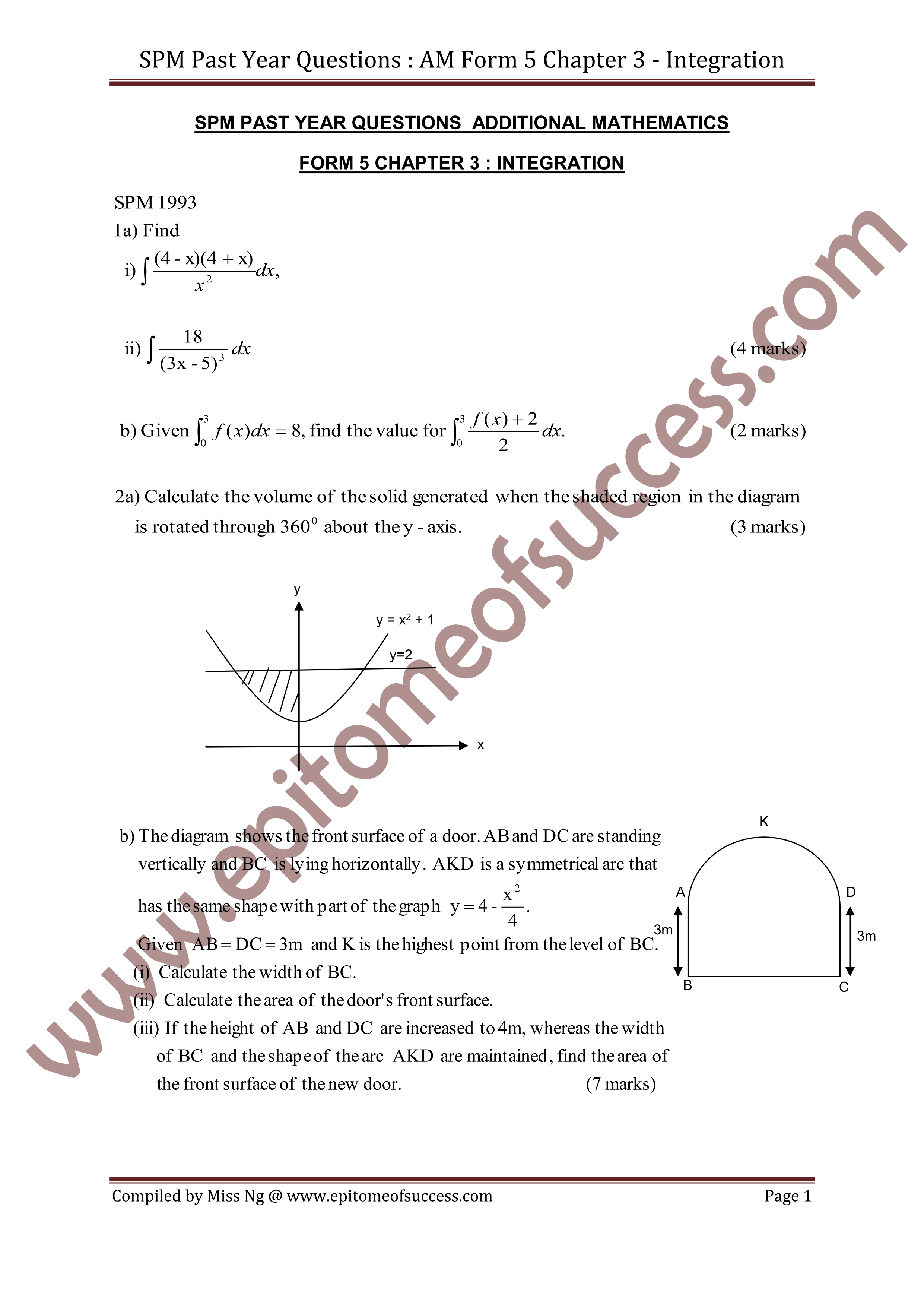Igcse Maths Worksheets & igcse additional maths worksheets pdf